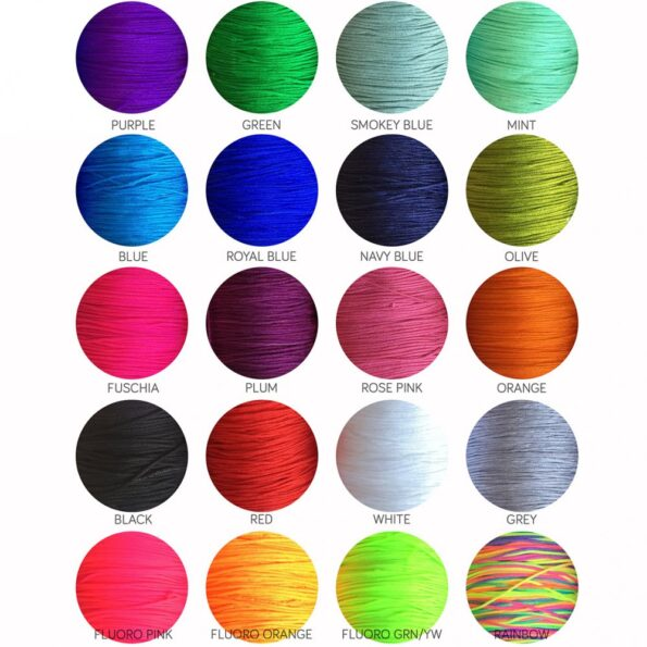 fringe tassel colours choices options