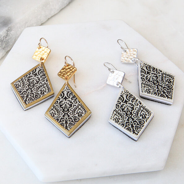 zakaria morocco diamond earring art design next romance jewellery australia