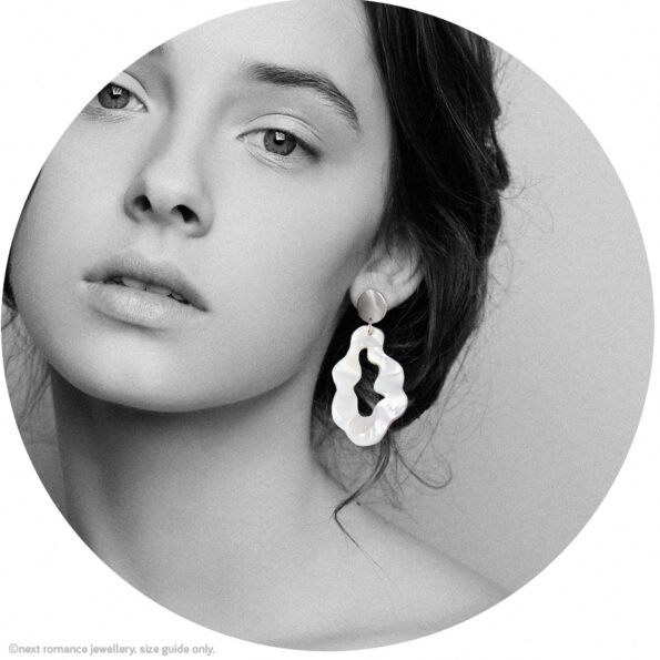 MOCKUP model 2020 Next romance jewellery made in australia