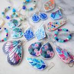 earring goddess all 2020 new next romance jewellery design handmade artisan australia